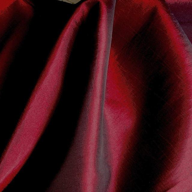 ausgefallene stoffe modestoffe spitzen 0316 uni taft dunkelburgund rot farbe bordeaux. Black Bedroom Furniture Sets. Home Design Ideas
