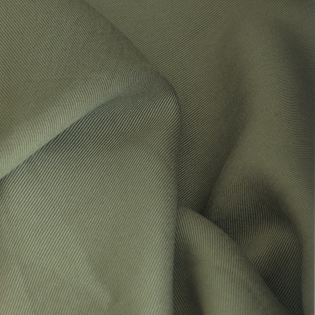 0781 - 100 % Tencel® Soft Gabardine in Khaki