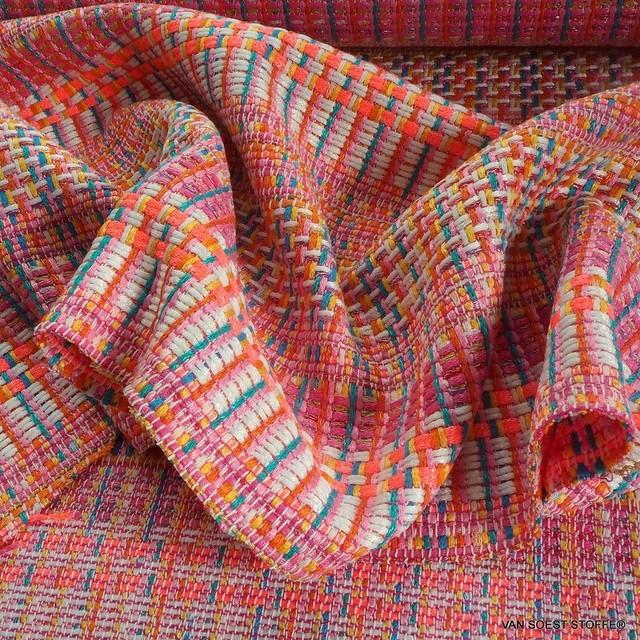Burda style Sommer Tweed in Pink
