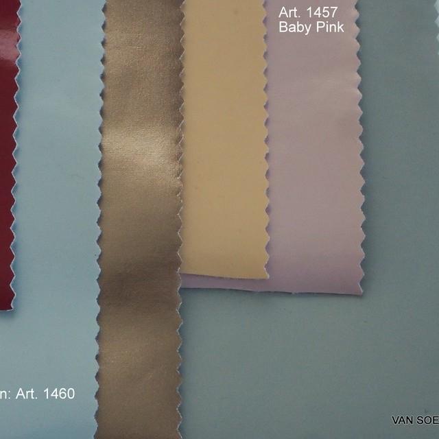 Wetlook soft Vinyl mit Abseite in vielen Farben