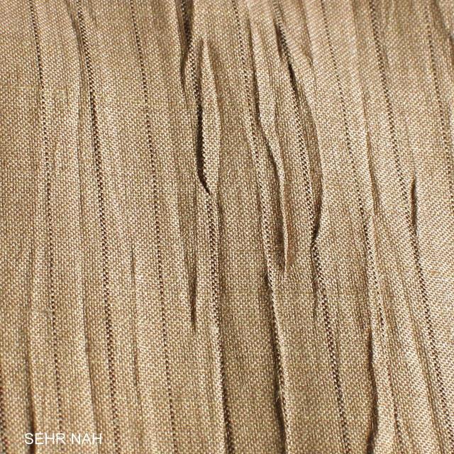 ausgefallene stoffe modestoffe spitzen crash leinen nadelstreifen farbe beige camel sand. Black Bedroom Furniture Sets. Home Design Ideas
