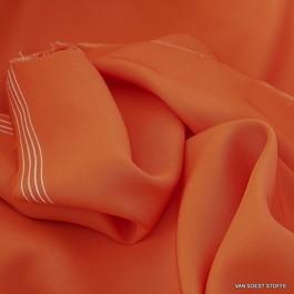 Stoff 100% Rolva Taffeta  Orange
