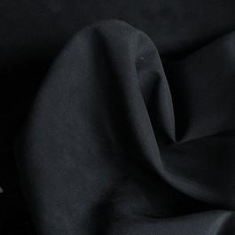 Stoff 65 % Tencel 35 % Polyester Feinköper in Schwarz