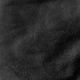 Stoff CASHMIRA° stretch Lederimitat in tiefschwarz