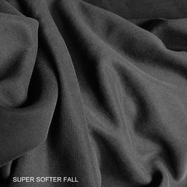 Stoff Modal Soft Jersey Anthrazit
