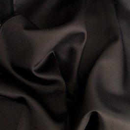 Stoff STRETCH  SATIN PLISSEE